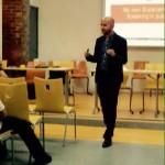 Bruno Palazzolo, Toastmasters Marseille YLP Coordinator 2017
