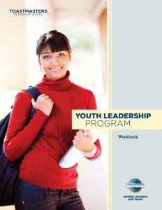 Image used for Toastmasters Int'l Youth Leadership Program