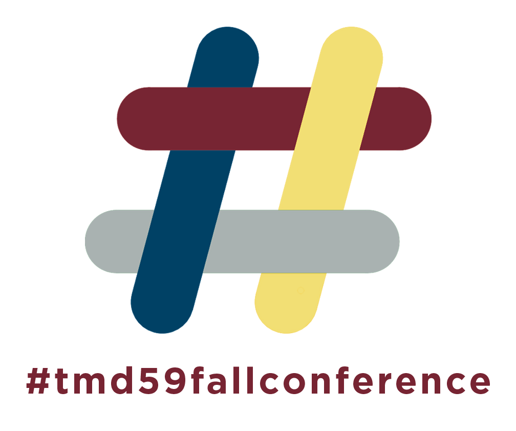 Fall Conference Hashtag