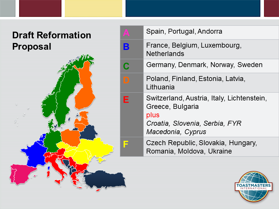 Reformation plan approved